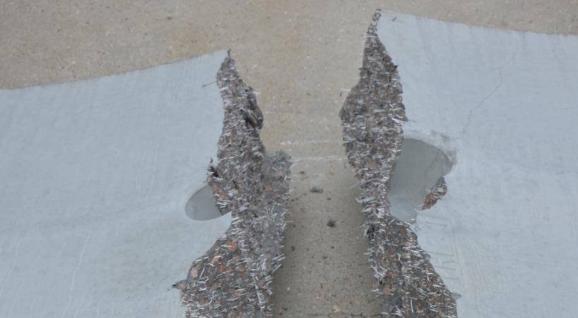 Betono polimeriniai pluoštai. Fibros skaičiavimas ir parinkimas pagal standartą EN 14889-2